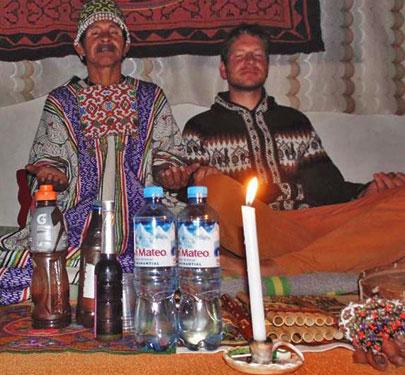 ayahuasca deep healing