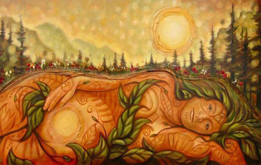 Pachamama: Mother Nature