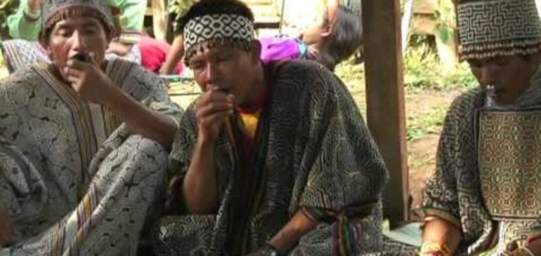 Shipibo Shamans from Peru