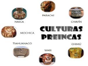 Peruvian ancient cultures