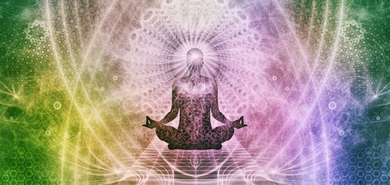 spiritual connection during the ayahuasca session